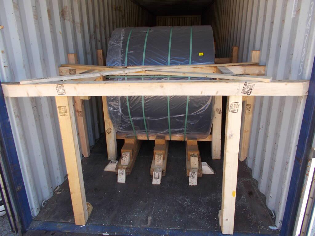 Containerstau 1