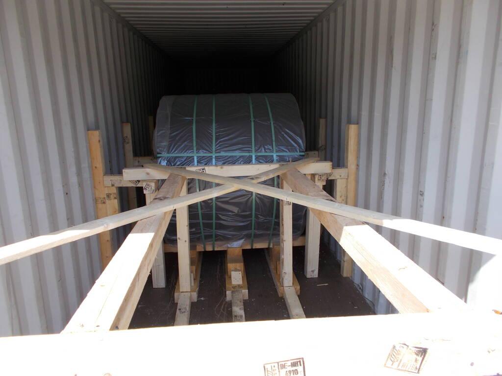 Containerstau 2
